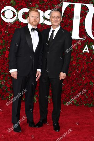 Editorial photo of American Theatre Wing's 70th Annual Tony Awards, Arrivals, Beacon Theatre, New York, USA - 12 Jun 2016