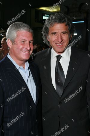 Producer's  Charles Lyons and Armyan Bernstein