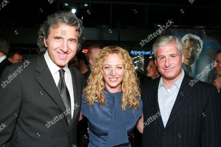 Armyan Bernstein, Virginia Madsen & Charles Lyons