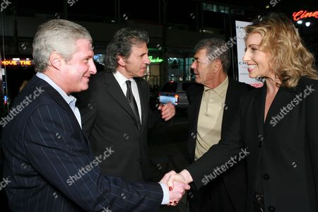 Stock Picture of Charles Lyons, Armyan Bernstein, Robert Forster & Denise Grayson