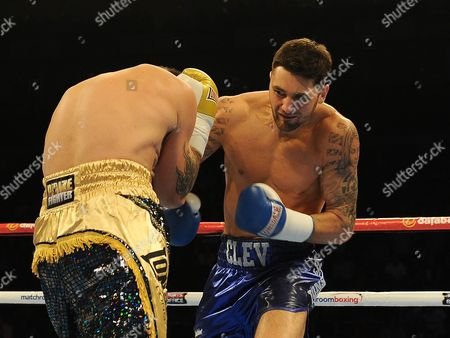 Nathan Cleverly Beats Tomas Man In The First Round Matchroom Boxing 02 Arena 30/05/15