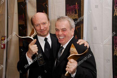 Paul Haggis and Bobby Moresco