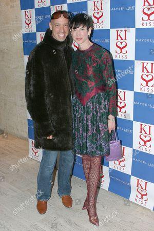 Robert Verdi and Amy Fine Collins