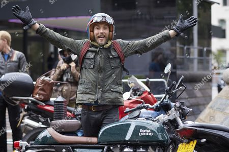 Sam Pelly, Legendary Motorcycle Adventures