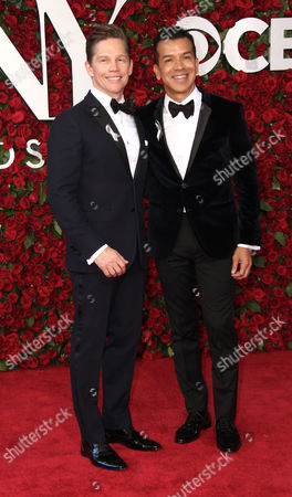 Stock Picture of Jack Noseworthy, Sergio Trujillo
