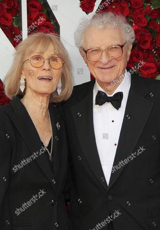 Margery Gray and Sheldon Harnick