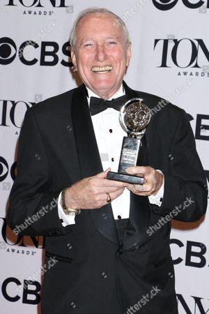 Editorial picture of American Theatre Wing's 70th Annual Tony Awards, Press Room, Beacon Theatre, New York, USA - 12 Jun 2016