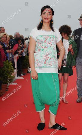 Stock Image of Loubna Abidar