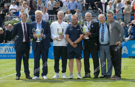 Editorial photo of Aegon Tennis Championships,  Queens Club, London,  Britain