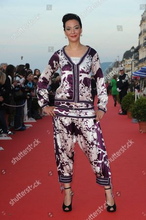 Editorial photo of 30th Cabourg Film Festival Opening Ceremony, France - 11 Jun 2016