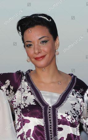 Stock Photo of Loubna Abidar