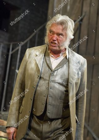 Stock Photo of Martin Shaw as Henry Hobson
