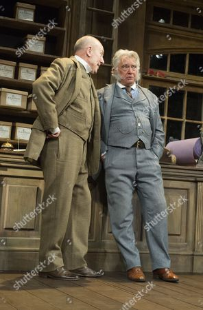 Christopher Timothy as Jim Heeler, Martin Shaw as Henry Hobson