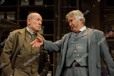Christopher Timothy (Jim Heeler), Martin Shaw (Henry Horatio Hobson)