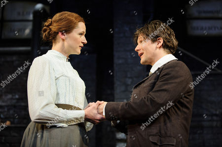 Naomi Frederick (Maggie Hobson), Bryan Dick (Willy Mossop)