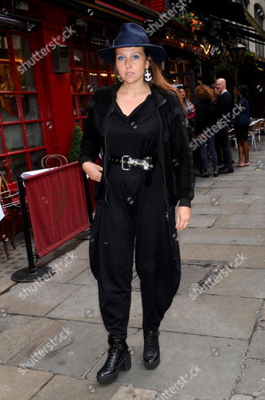 Editorial picture of Coach Party, J Sheekey Restaurant, London, UK - 13 Jun 2016