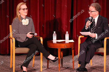 Meryl Streep and William Ivey Long