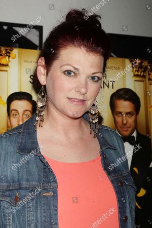 Stock Image of Kate Shindle