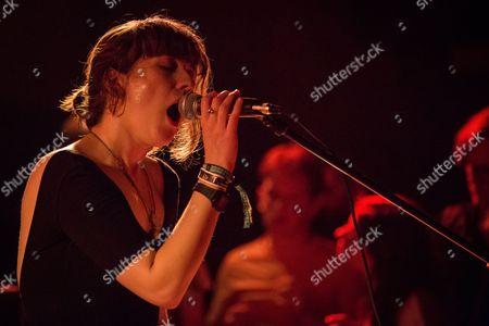 Editorial picture of Primavera Sound Festival, Barcelona, Spain - 02 Jun 2016