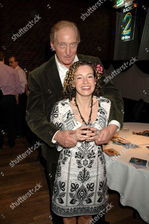 Charles Dance and Kate Rusby