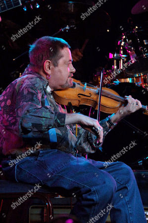 Stock Picture of Fairport Convention - Dave Swarbrick