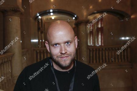 Daniel Ek, CEO, Spotify