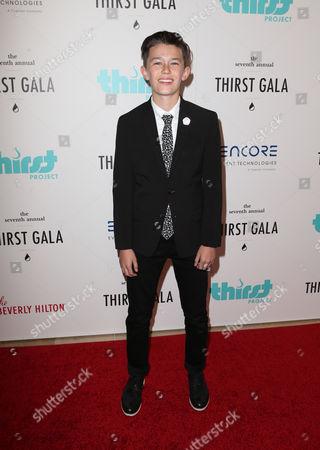 Editorial photo of Thirst Gala, Los Angeles, USA - 13 Jun 2016