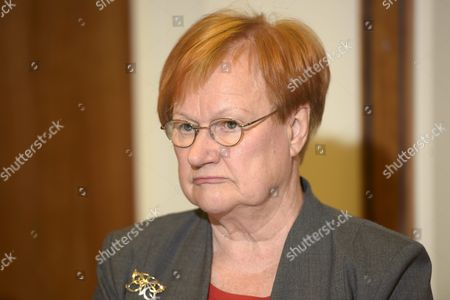 Former President of Finland Tarja Halonen