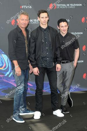 Sean Pertwee, Cory Michael Smith, Robin Taylor