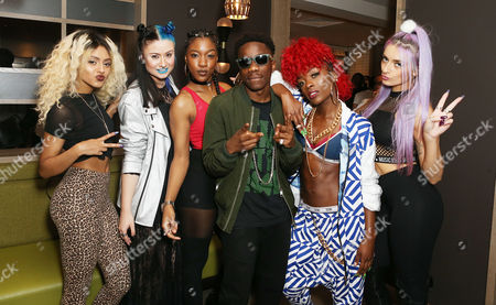 Tinchy Stryder with Alien Uncovered