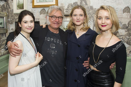 Stock Picture of Gabrielle Dempsey, Martin Shaw, Naomi Frederick and Florence Hall