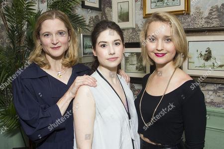 Editorial image of 'Hobson's Choice' play, Press Night, London, Britain - 14 Jun 2016