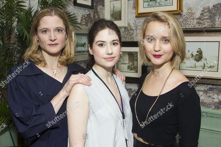 Editorial photo of 'Hobson's Choice' play, Press Night, London, Britain - 14 Jun 2016