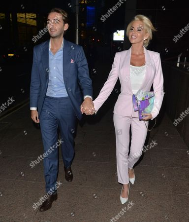 Editorial photo of Hannah Elizabeth out and about, London, UK - 14 Jun 2016