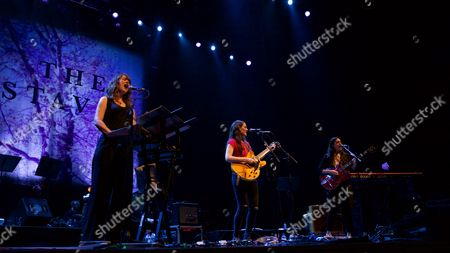 The Staves - Emily Staveley-Taylor, Camilla Staveley-Taylor and Jessica Staveley-Taylor