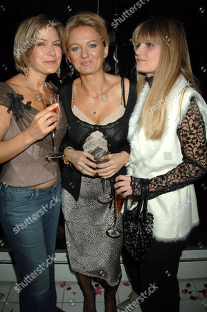Penny Smith, Alice Beer and Arabella Tobias