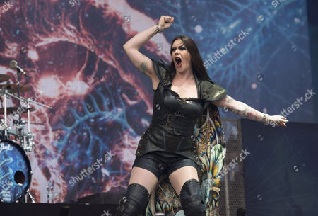 Nightwish - Floor Jansen