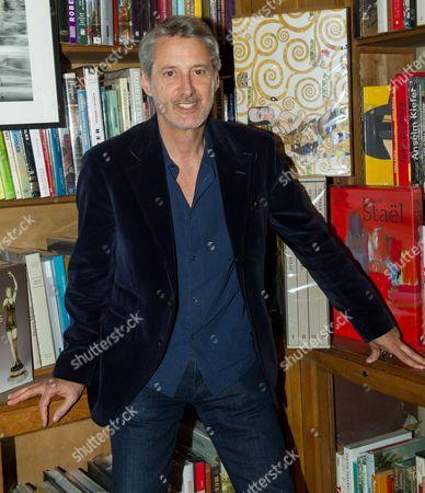 Stock Image of Antoine de Caunes