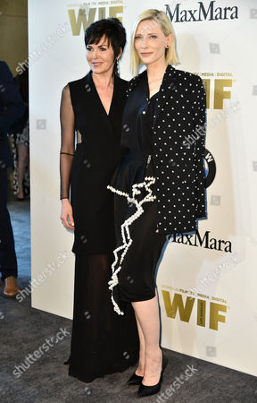Editorial picture of Women In Film Crystal and Lucy Awards, Arrivals, Los Angeles, USA - 15 Jun 2016