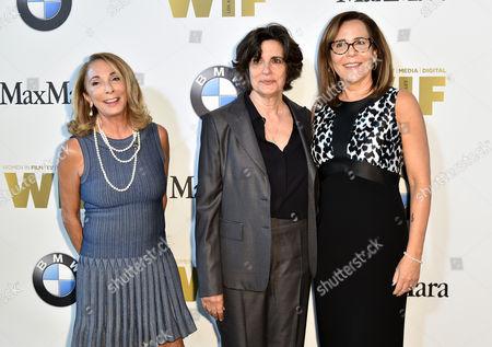 Stock Picture of Lynda Obst, Lianne Halfon and Denise Di Novi