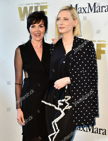 Editorial image of Women In Film Crystal and Lucy Awards, Arrivals, Los Angeles, USA - 15 Jun 2016