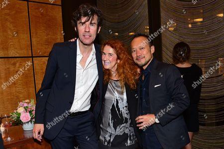 Stefan Sagmeister, Danny Lennon, and Robert Wong