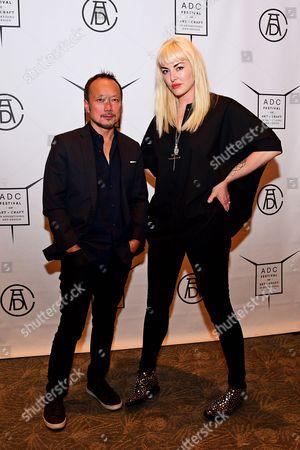 Robert Wong and Elizabeth Valleau