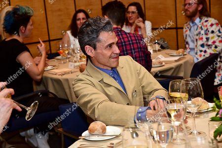 Editorial photo of Art Directors Club Young Guns Dinner, New York, USA - 15 Jun 2016
