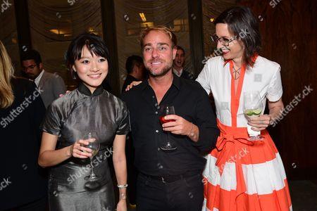 Tracy Ma, Philippe Meunier, Keira Alexandra