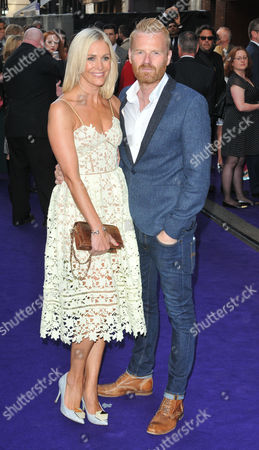 Jenni Falconer & James Midgley