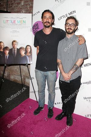 Josh Mond and Nicolas Pesce