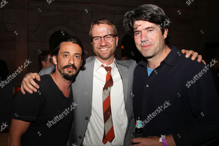 Editorial image of BAMcinemaFest 2016's Opening Night Premiere of Magnolia Pictures' 'Little Men', Afterparty, New York, USA - 15 Jun 2016