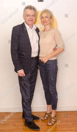 Kevin McNally and Amelia Bullmore