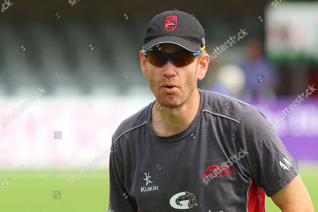 Leicestershire Elite Performance Director Andrew McDonald during Essex CCC vs Leicestershire CCC, Specsavers County Championship Division 2 Cricket at the Essex County Ground on 19th June 2016